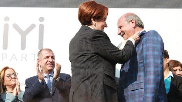 MHP'nin kalesi düştü; Söğüt Belediye Başkanı İYİ Parti'ye geçti!