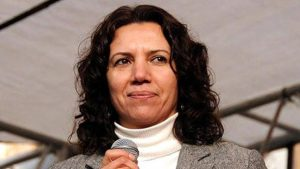 HDP'li vekil Selma Irmak'a hapis cezası
