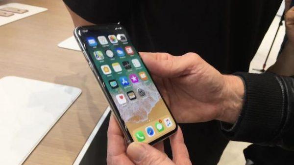 370 bin dolarlık iPhone X çalındı