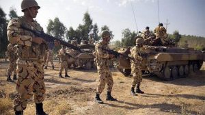 İran'da teröristler saldırdı! 8 İran askeri hayatını kaybetti!