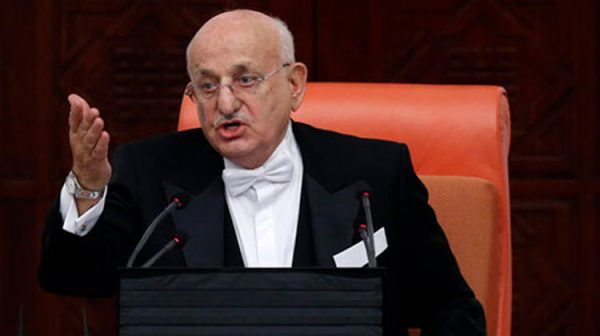 AKP'nin Meclis Başkan adayı belli oldu