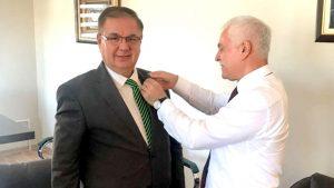 Haluk Ulusoy İYİ Parti'den istifa etti