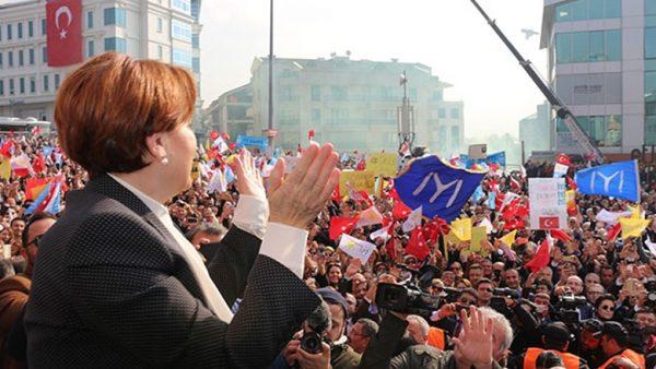 İYİ Parti, Genel Merkez Binasının açılışını yaptı