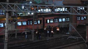 İzmir'de korkunç tren kazası!