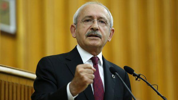 Kılıçdaroğlu: Bizim kasapları Sırp kasabına teslim ettiler