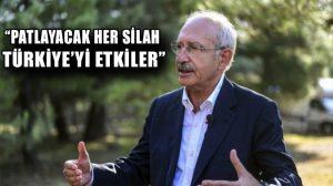 Kemal Kılıçdaroğlu'ndan Suudi Arabistan ve Lübnan açıklaması