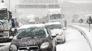 İçişleri Bakanlığı'ndan 81 İl için kış uyarısı