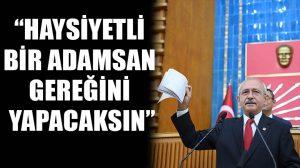 Kılıçdaroğlu Türkiye'nin beklediği belgeleri açıkladı