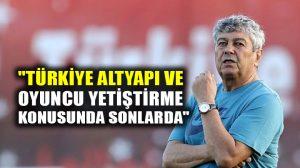 """Lucescu, Milli Takım hedeflerini anlattı: """"Hedefimiz EURO 2020"""""""