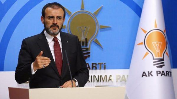 AKP'den MHP'ye seçim barajı yanıtı