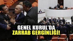 Zarrab davası Meclis'te kavgaya neden oldu!