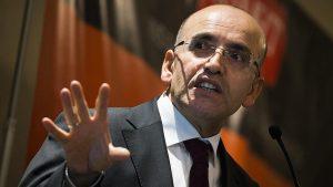 Mehmet Şimşek'ten 'Türk bankalarına yaptırım' açıklaması