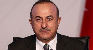 """Çavuşoğlu, Erdoğan'ın """"asker çekme"""" açıklamasıyla ilgili konuştu"""