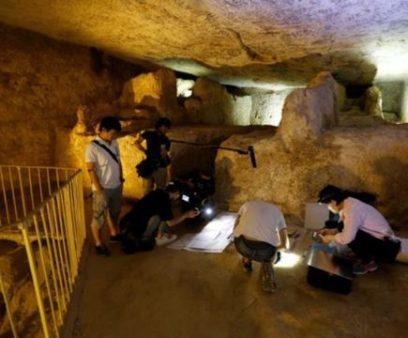 Keops Piramidi'nde yeni oda keşfedildi