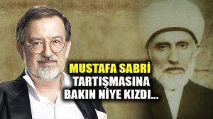 Murat Bardakçı: Fetvayı veren Mustafa Sabri değil ama tepkiler doğru