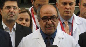 Naim Süleymanoğlu'nun vefatı ile ilgili doktorundan ve Vali Vasip Şahin'den açıklama