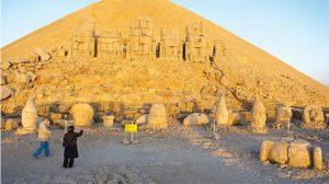 Kuran-ı Kerim ders kitabında Nemrut Dağı ile Kral Nemrut karıştırıldı