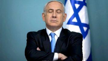 Netanyahu'nun evine polis baskını!