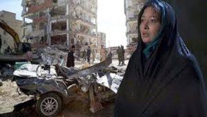 Nurgül Yeşilçay İran'da depremi nasıl yaşadı?