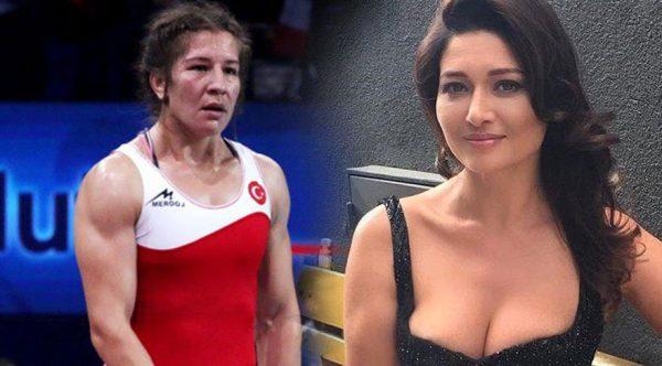 Kadın milli güreşçi Yasemin Adar tacizciyi dövdü: Yumruğu çaktım ağzına…