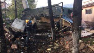Okul kazanı patladı: Olay yerine çok sayıda ambulans sevk edildi