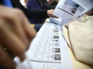 Oy pusulası ve zarflarda değişiklik!