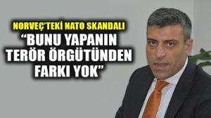 CHP'li Öztürk Yılmaz'dan Norveç'teki NATO skandalına tepki: Provokatif davranış!