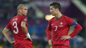 Pepe'den Ronaldoya çağrı: Come to Beşiktaş