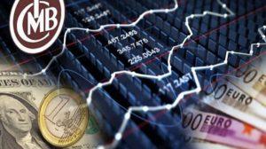 Dolar ve Avro TCMB ile düştü, faiz yükseldi; Borsa rekor kırdı