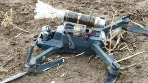 PKK bomba yüklü drone kullanıyor!