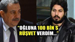 """Reza Zarrab: """"Muammer Güler'in oğluna 100 bin dolar rüşvet verdim"""""""