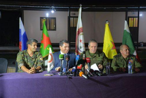Erdoğan-Putin görüşmesi öncesi Rusya-YPG arasında dikkat çeken protokol