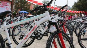Sağlık Bakanlığı 50 bin adet bisiklet daha dağıtacak
