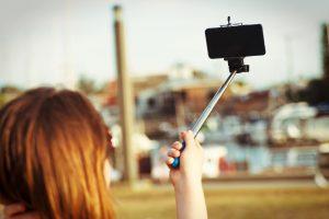 'Selfie öldürebilir' kampanyası