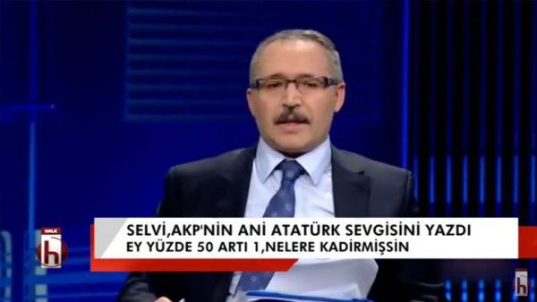 AKP'den Atatürk açılımı-6: Selvi, AKP'nin ani Atatürk sevgisini yazdı