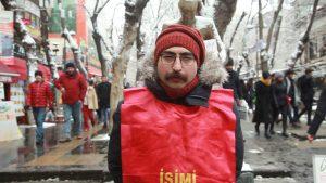 Semih Özakça'dan Metin Feyzioğlu'na yanıt geçikmedi!