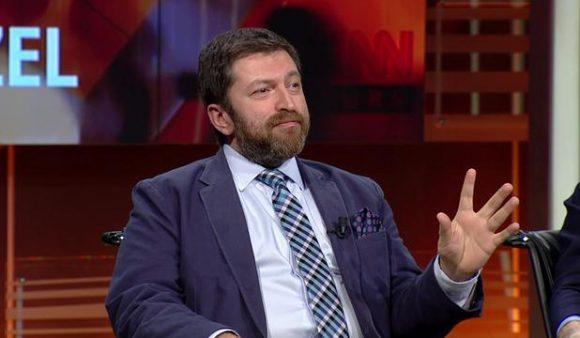 Serdar Kuzuloğlu'na FETÖ'den gözaltı!