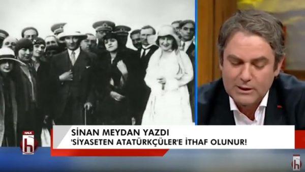 AKP'den Atatürk açılımı-5: Sinan Meydan yazdı