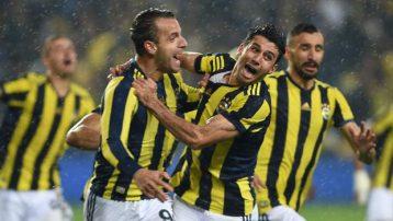 Fenerbahçe'den Kocaman dönüş, lig yeniden başladı! 4 gol…