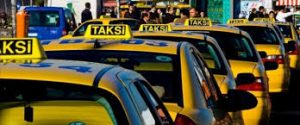 Turiste 3 bin liralık taksi tarifesi! Yargıya taşınıyor…