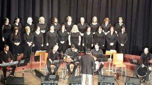 Türk Halk Müziği Kadınlar Korosu Atatürk'ün sevdiği türküleri seslendirdi