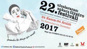 22. Uluslararası Ankara Tiyatro Festivali başlıyor!