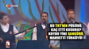 TRT sansüründe son nokta: Hele Dadaş yoksa sen oruç musan?