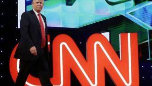 CNN ve Trump gerilimi yükseliyor!