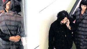Tuba Büyüküstün Onur Saylak aşkı bitti, Büyüküstün merdivende aşka geldi!