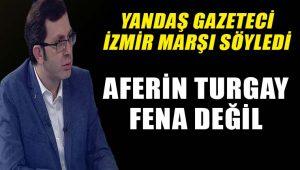Yandaş gazetecinin Atatürkçülük provası