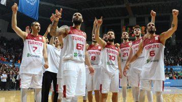 Türkiye 85-73 Letonya
