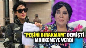 Tuğba Ekinci, Nur Yerlitaş hakkında savcılığa suç duyurusunda bulundu