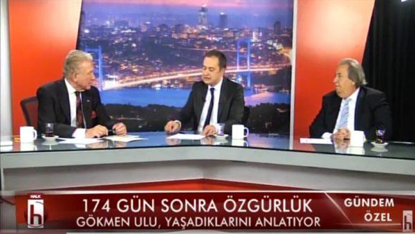 Uğur Dündar ile Gündem Özel: Gökmen Ulu tahliye sonrası Halk TV'de!