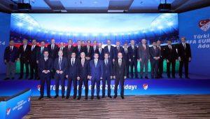 EURO 2024 Adaylığı Koordinasyon Toplantısı yapıldı